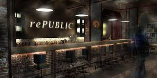 Industrial Interior Design by Industrial Interior Design Restaurant Google Search Selling
