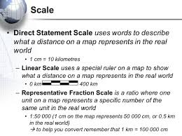 What Is Map Scale Maps The Geographer U0027s Basic Tools Ppt Video Online Download