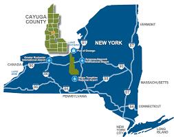 Ithaca Ny Map Locate U2013 Cayuga Economic Development Agency