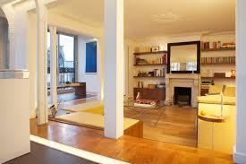 Interior Columns Design Ideas Nice Looking Plain Square Interior Columns With Fireplace Mirror