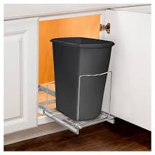 Cabinet Organizers Pull Out Lynk Professional Pull Out Bin Holder Sliding Cabinet Organizer