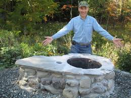Fire Pit Grille by Outdoor Wood Burning Oven Grill And Fire Pit All In One Hometalk