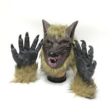 wolf masquerade mask scary masks wolf shaped masquerade mask with two