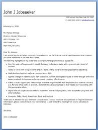 Sales Representative Job Application Cover Letter Example for     My Document Blog