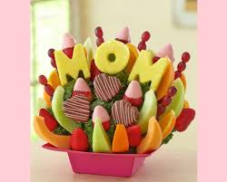 edible fruit bouquet delivery 15 for 30 worth of fruit bouquets chocolate dipped fruit and