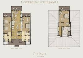 House Plans For Cottages by Cottages On The James Kingsmill Resort Williamsburg Va