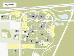 Kansas State University Campus Map by Okie Elite Wrestling Camps
