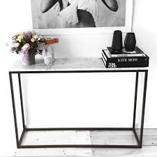 black entry hall table carrara marble entrance table entrance table carrara marble and