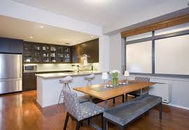 interior design for kitchen and dining kitchen and dining designs an open room design in a traditional home
