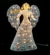 lighted angel christmas decoration lighted angel outdoor yard decoration lighted christmas angels