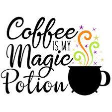 Coffee Magic silhouette design store view design 217671 coffee magic potion