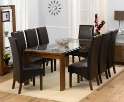 counter height table sets with 8 chairs dining table with 8 chairs new chair glass gallery intended for 26