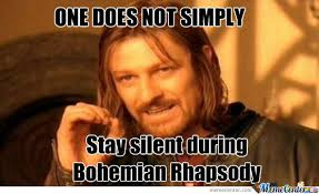 bohemian rhapsody by shiko meme center