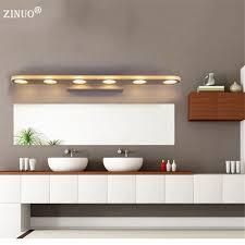 spiegellen fürs badezimmer aliexpress zinuo 12 watt 18 watt bad führte spiegel licht