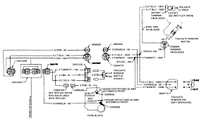 k5 tailgate window wiring u0026 intrernals page 2 diesel place