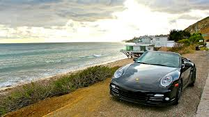 porsche 911 los angeles scenic drives in los angeles drives on the coast discover los