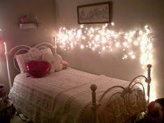 DIY Fairy Light Wall Bulletin Board College Life And College - Pink fairy lights for bedroom