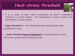 High Heat Plants Drought N Heat Abiotic Stress In Plants