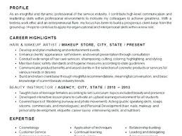 cosmetology resume templates cosmetology resume cosmetologist resume objective sle cosmetology
