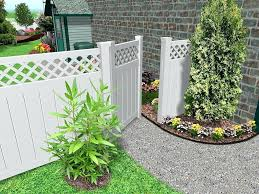 garden fences ideas decorations diy outdoor fence decorations outdoor garden fence