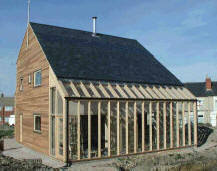small passive solar home plans descriptions of solar homes from the owners