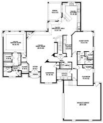 3500 sq ft house european house plan 4 bedrooms 3 bath 3500 sq ft plan 6 1827