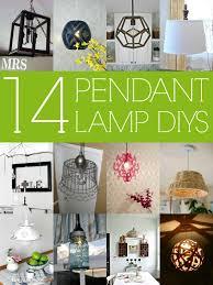 Diy Pendant Lights Diy Pendant Light Remodelaholic 14 Great Diy Pendant Lights And
