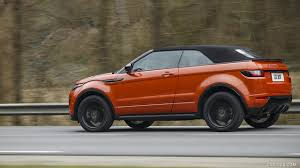 orange range rover 2017 range rover evoque convertible hse color phoenix orange
