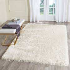 5 X 8 Area Rugs by Rug Sgp256a Plush Shag W Memory Foam Area Rugs By Safavieh