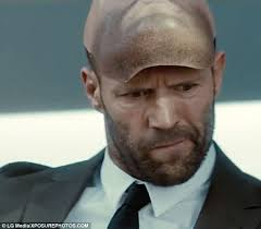 jason statham hairstyle jason statham stars in a very surreal lg g5 smartphone advert