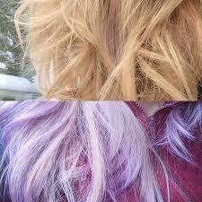 raw lavender cloud demi permanent hair color topic