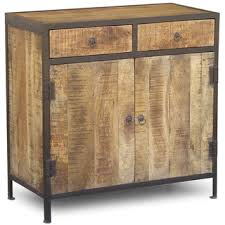 Reclaimed Wood Bar Cabinet Industrial Reclaimed Wood And Iron Sideboard Cabinet India