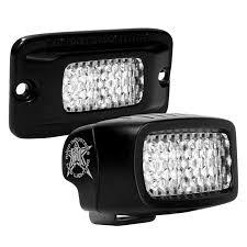 rigid industries backup light kit rigid industries sr m series black led backup light kit