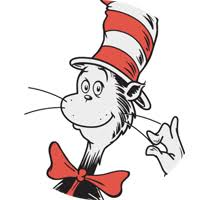 the cat in the hat coloring page pbs kids
