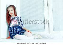 happy child little laughing blank stock photo 348054257