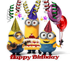 birthday clipart minion happy birthday clipart clipartxtras clipartpost clipartix