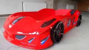 speedy boy race car bed youtube