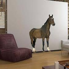 deco chambre cheval sticker cheval stickers déco cheval adhésif cheval