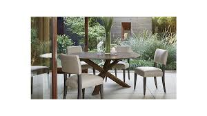 cody open back dining chairs crate and barrel