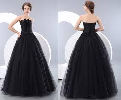 turmec black ball gown dresses uk