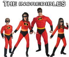 Incredibles Family Halloween Costumes Family Costumes 4 Family Themed Halloween Costume Ideas