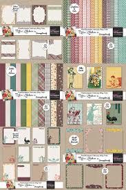 Treasure Trove Floor Plan Pixel Scrapper February Blog Train Retro Kitchen Scrumptiously
