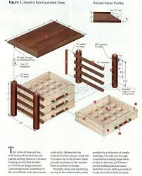 Wooden Jewellery Box Plans Free by Jewellery Box Woodworking Plans With Awesome Pictures In Thailand