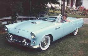 classic ford thunderbird never let her down u2014 except once driving