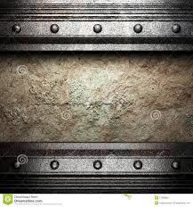 metal on the wall stock illustration image of metallic 27388305