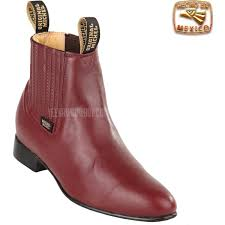 short ankle equestrian boots for men handmade by original michel