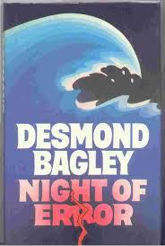 night of error amazon co uk desmond bagley 9780002227926 books