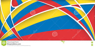 Flag Venezuela Abstract Background With Colors Of Colombia Ecuador Or Venezuela