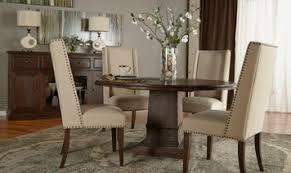 Chintaly Imports Sunny Dt Sunny 48 Quot Round Dining Table W Hudson 60