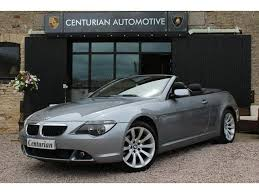 bmw 6 series for sale uk used bmw 6 series convertible for sale uk autopazar